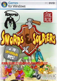 Swords and soldiers strategy