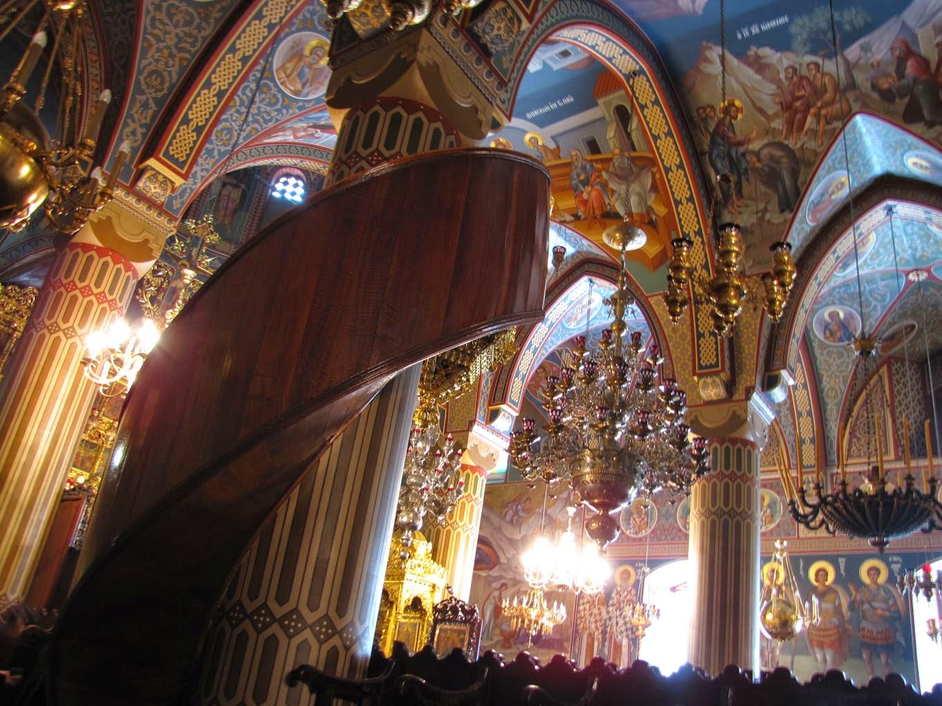 Chipre - Troodos - Monasterio de Kykkos