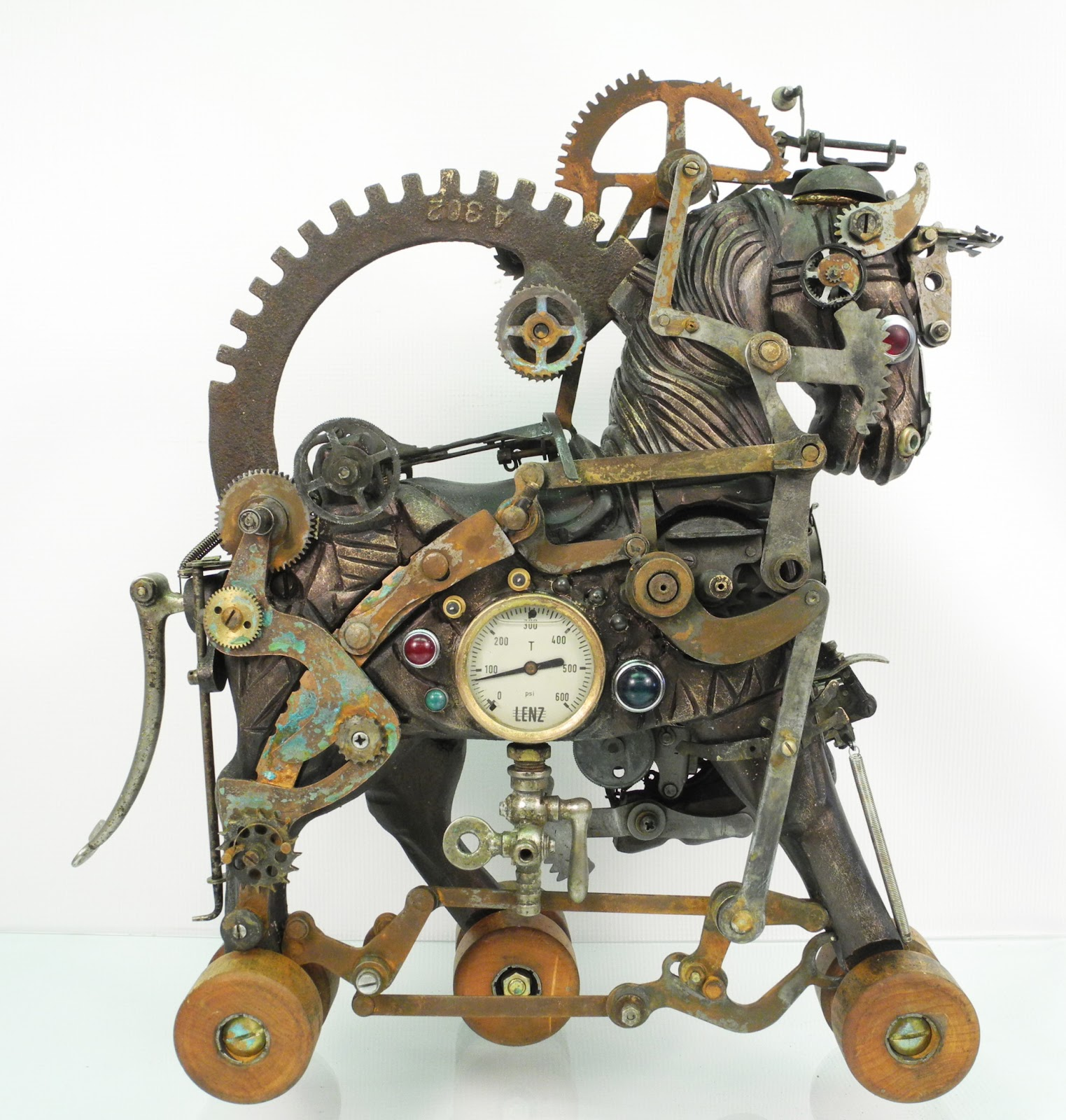 Mush Home Decor The Art Of Steampunk
