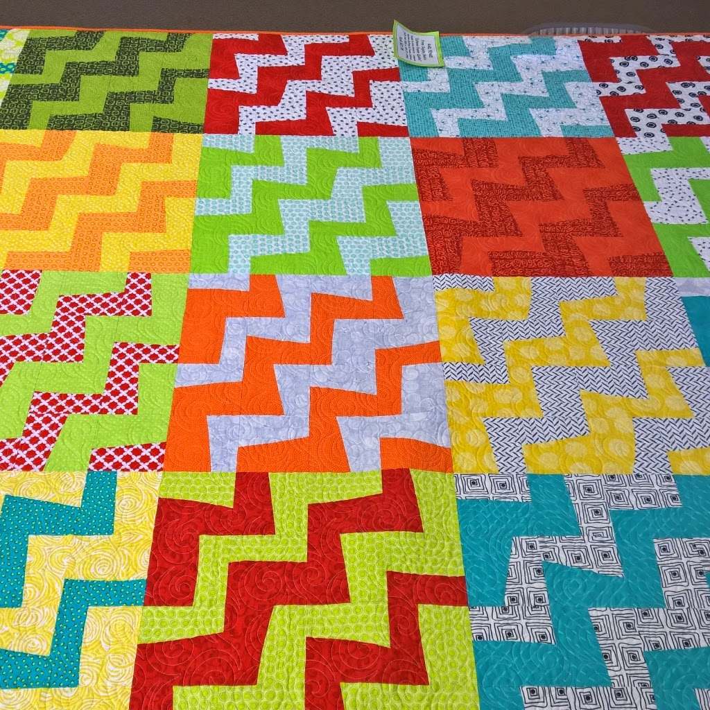 how to make a fusion quilt