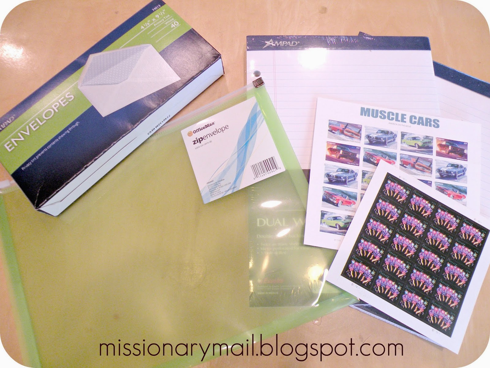 letter writing kit essentials