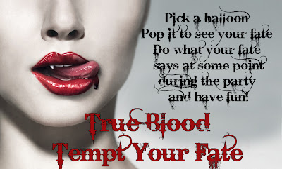 True Blood Party Game @ Northmans Party Vamps