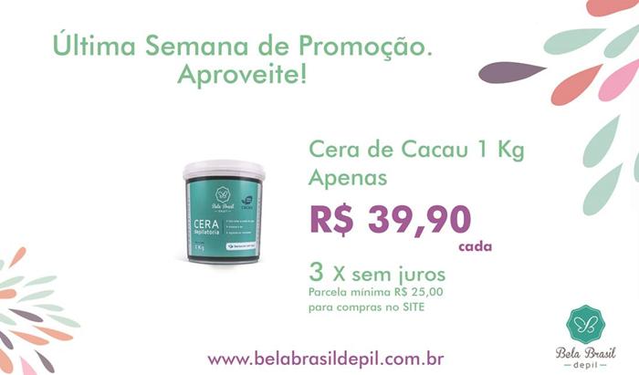 Cera  de Cacau - blog Masso Vita