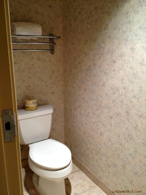 Bathroom Toilet Horseshoe Casino Southern Indiana