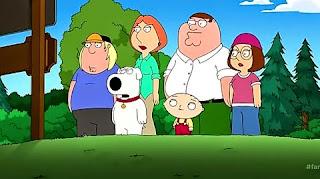 Simpsons Family Guy Episode Adz