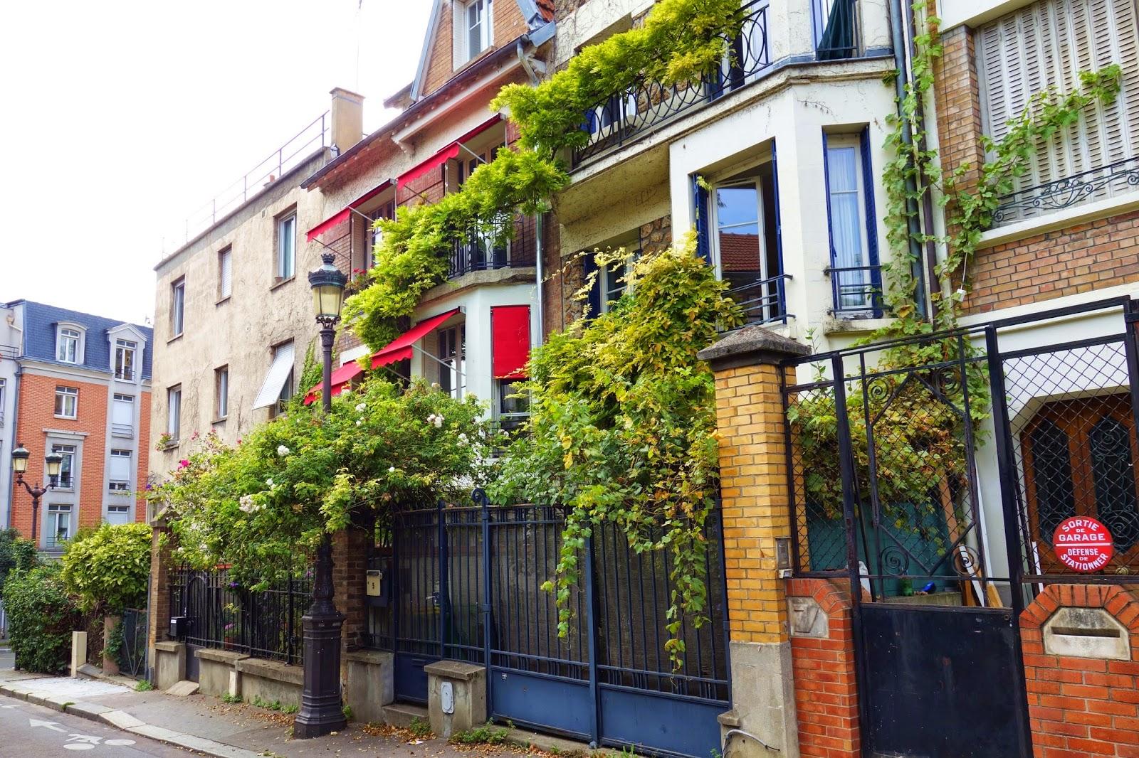 Paris village de la campagne paris la qui tude for Animateur maison de quartier