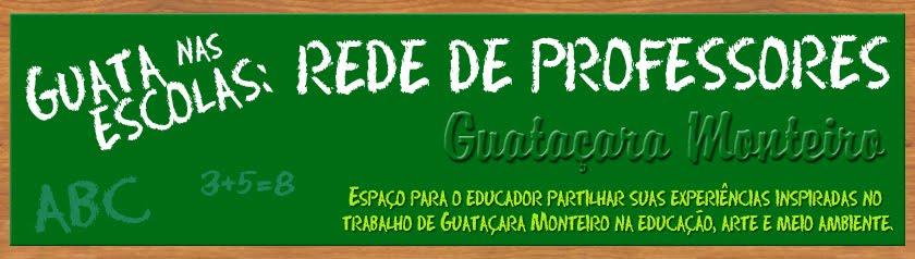 Guataçara Monteiro nas Escolas