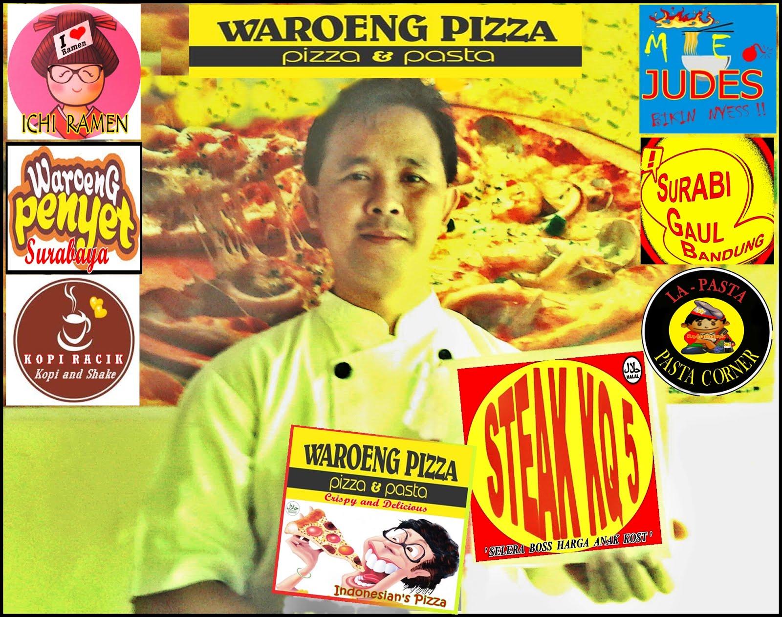 HANDOYO - WAROENG PIZZA