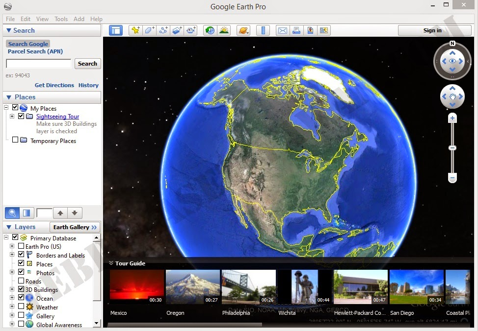 GOOGLE EARTH PRO KINI GRATIS DIDOWNLOAD