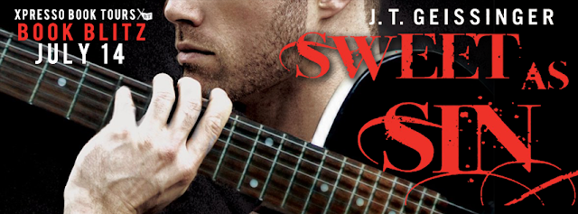 Book Blitz: Sweet as Sin by J.T. Geissinger