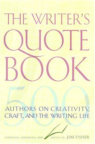 THE WRITER'S QUOTEBOOK