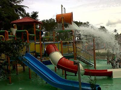 Waterpark Taman Wisata Matahari