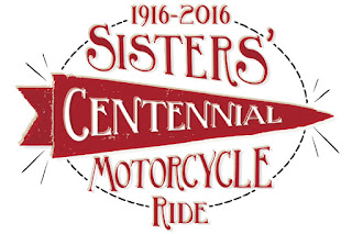 Sisters' Centennial Motorcycle Ride