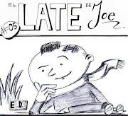 Joe está puntualmente aquí para su programa semanal mensual .
