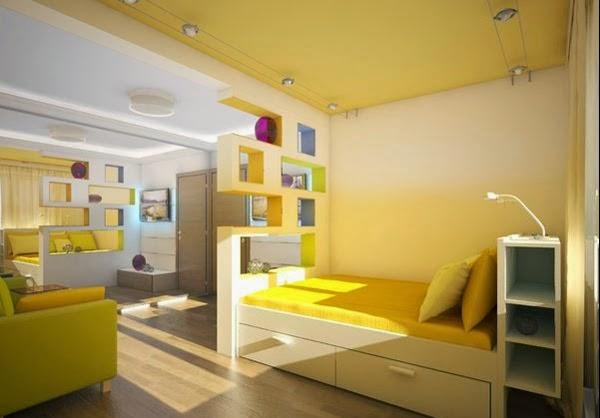 desain kamar minimalis modern