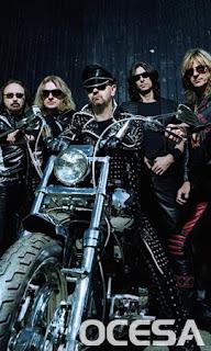 Judas Priest en México 2011