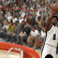 Kobe Bryant AKA The Black Mamba in Rookie Showcase