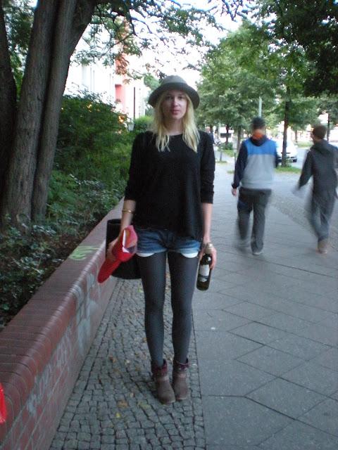 בלוג אופנה israeli fashion blog, Berlin street style