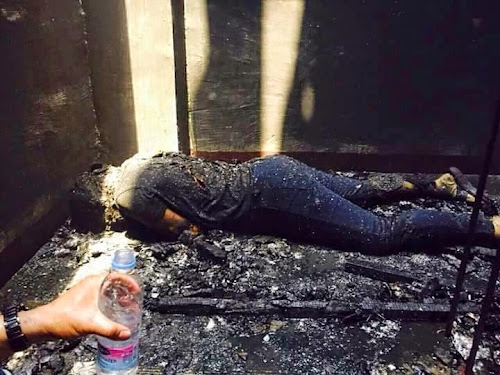 Image of Workers Burned Alive - Tragedy of The Valenzuela City Rubber Slipper Factory