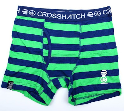 crosshatch male boxers