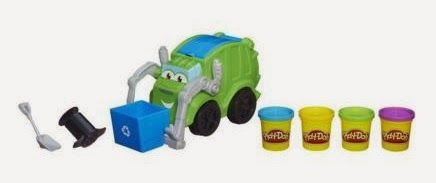 Play-Doh Trash Tossin' Rowdy