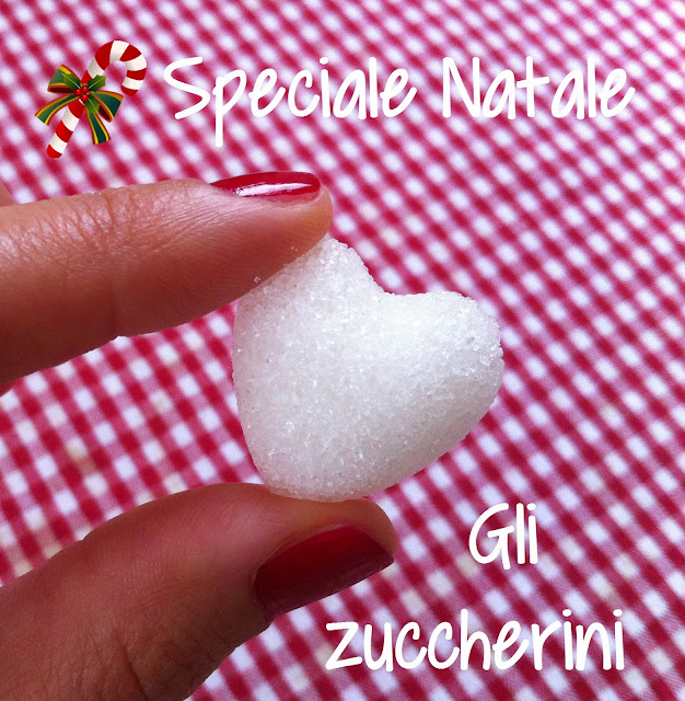 natale, zuccherini, zollette