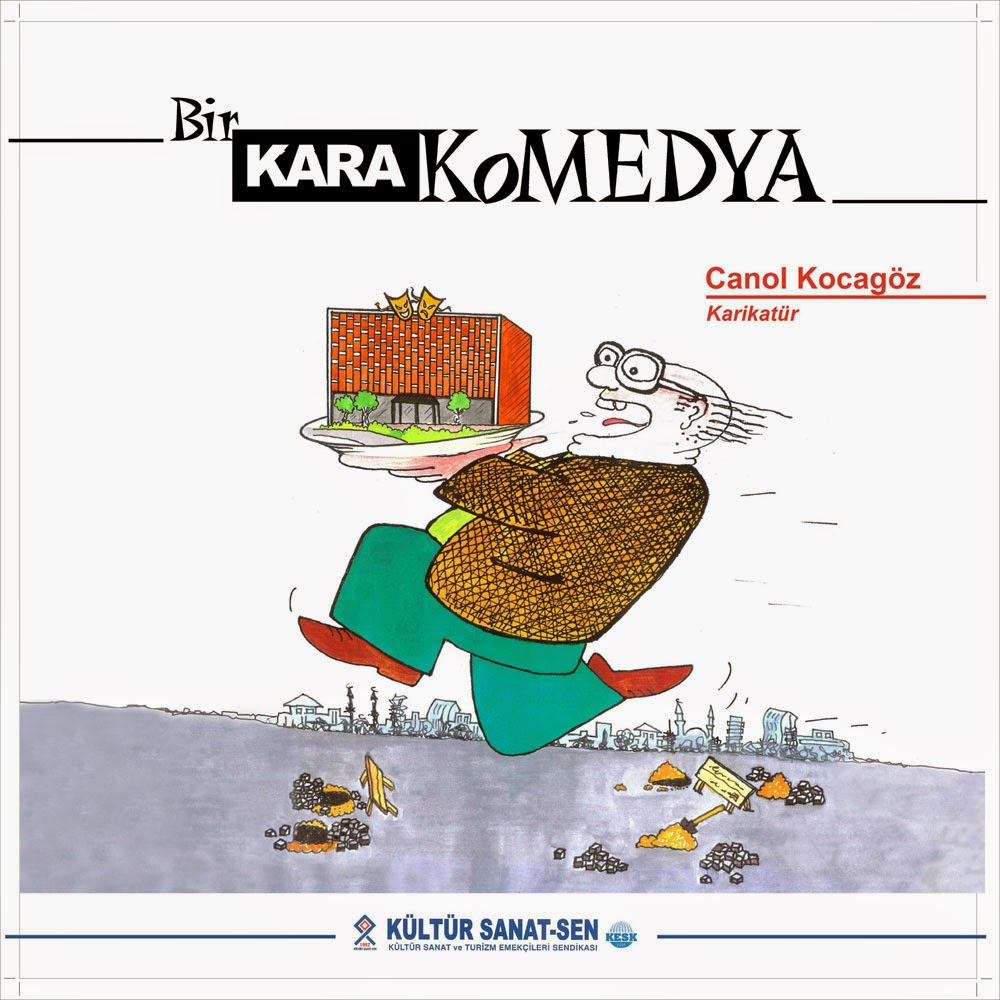 Canol Kocagöz Karikatür Albümü