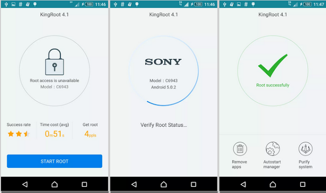 Root - The best Android rooting application - iRoot Download