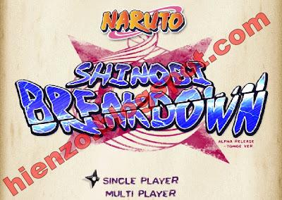 Download Game Naruto Shinobi Breakdown