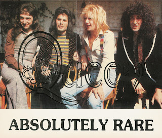Queen - Absolutely Rare