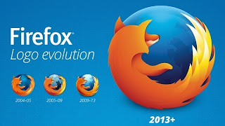 Firefox yeni logosu