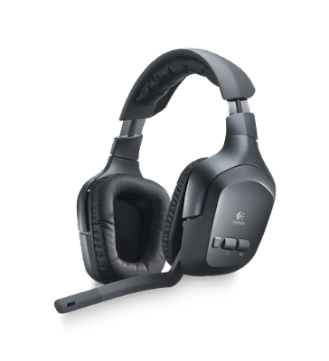 Wireless Headset Logitech F540 als blemished Box-Angebot für 89 Euro