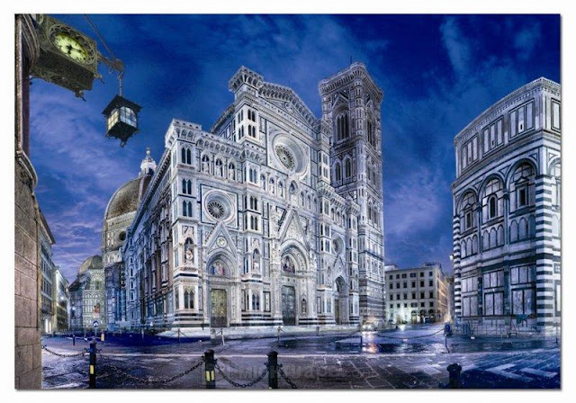 Santa_Maria_Del_Fiore_Cathedral_Florence_puzzle_hdr_1000_parça