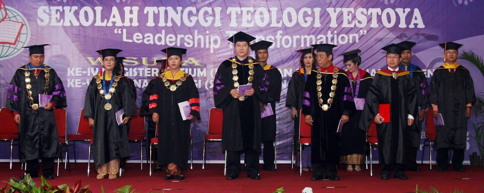 Sekolah Tinggi Teologia Yestoya