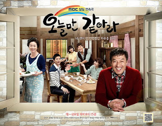 Just Like Today Drama Korea Terbaru 2012
