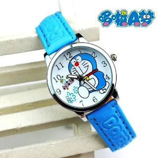 Gambar Jam Tangan Anak Doraemon