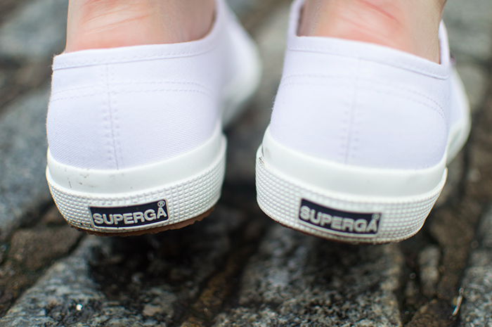 STYLE: SUPERGA FLEECE LINED TRAINERS