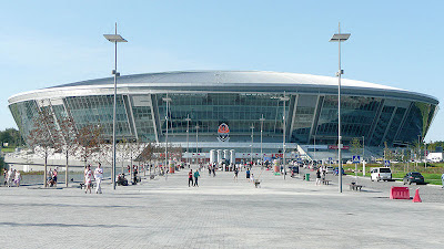 stadion donbass arena donetsk euro 2012
