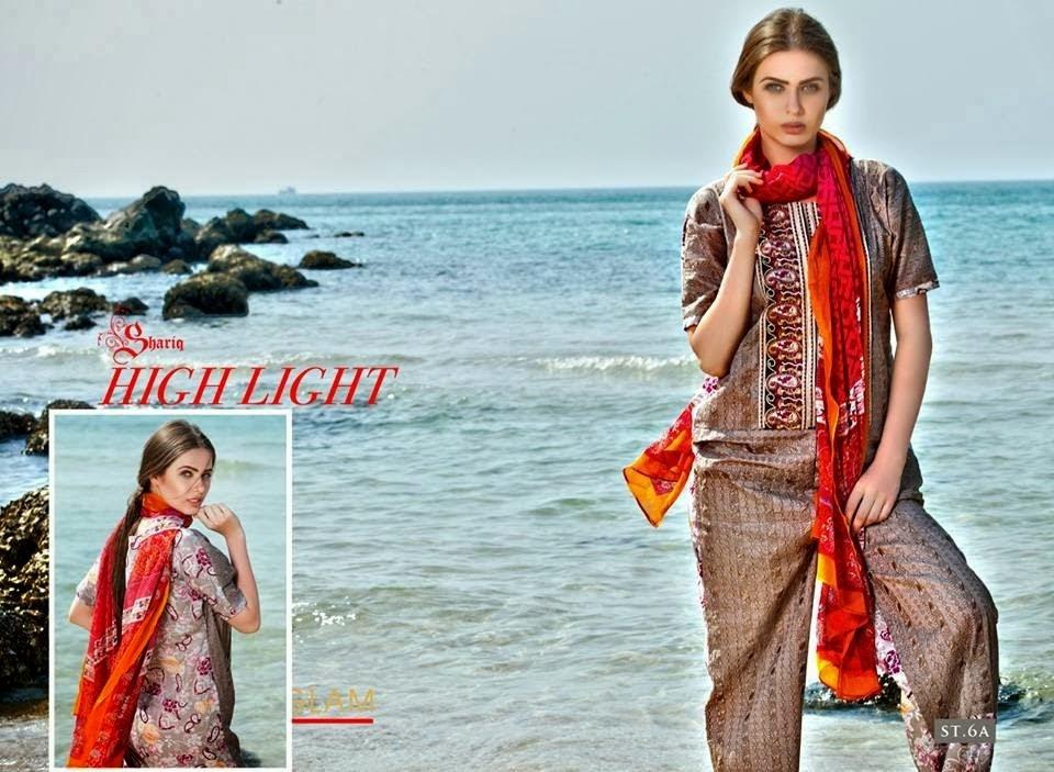 Rabea Designer Lawn Dresses