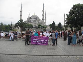 Umroh Plus Wisata Turki 2014