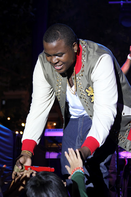 Sean Kingston in concert