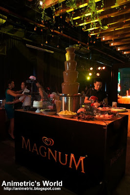 Magnum Ice Cream Launch