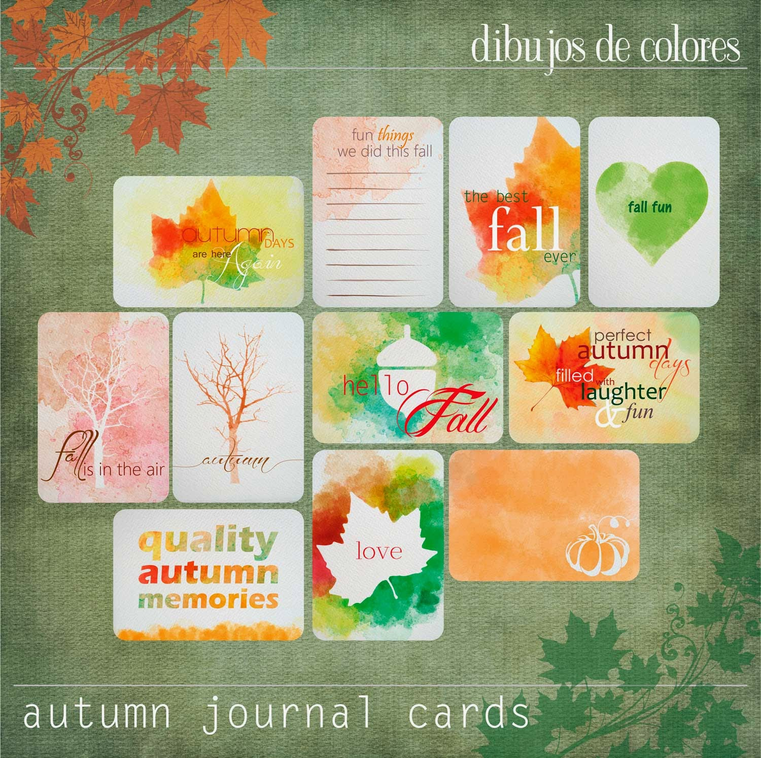 Autumn_journal_cards