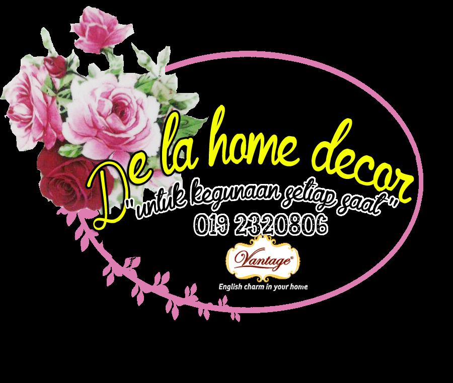 DE LA HOME DECOR
