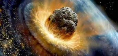 """فيديو : لحظات مرور كويكب """"بحجم 3 ملاعب"""" بجوار الأرض"""