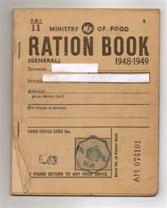 Bonnie of Clyde: Ration Book Britain