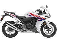 Gambar Motor Honda CBR500R 2013 - 1