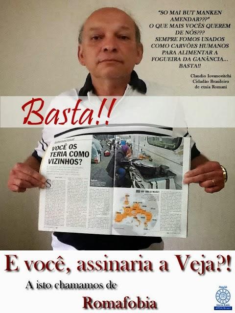 BASTA/CHEGA/DOSTA