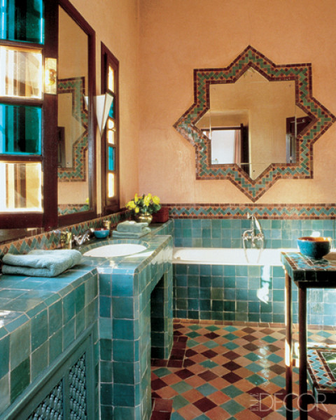 Eye For Design Moroccan Interiors Bill Willis Style