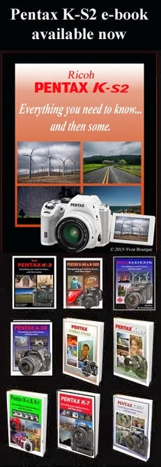 The Pentax K-3 e-book is now available. Click below.